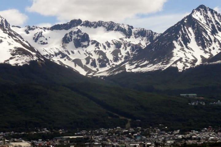Glaciar Martial Foto Andrés Camacho