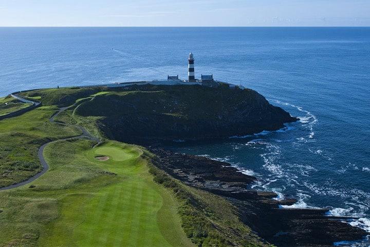 Haven Coast, parte de la Ruta Costera del Atlántico Foto Ireland.com