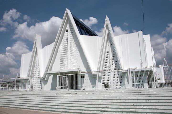 Iglesia Inmaculada Concepción de María en Liberia Foto Gillfoto