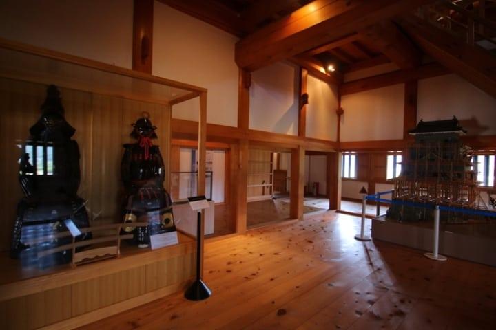 Interior del Castillo de Ozu Foto Japón Hoppers