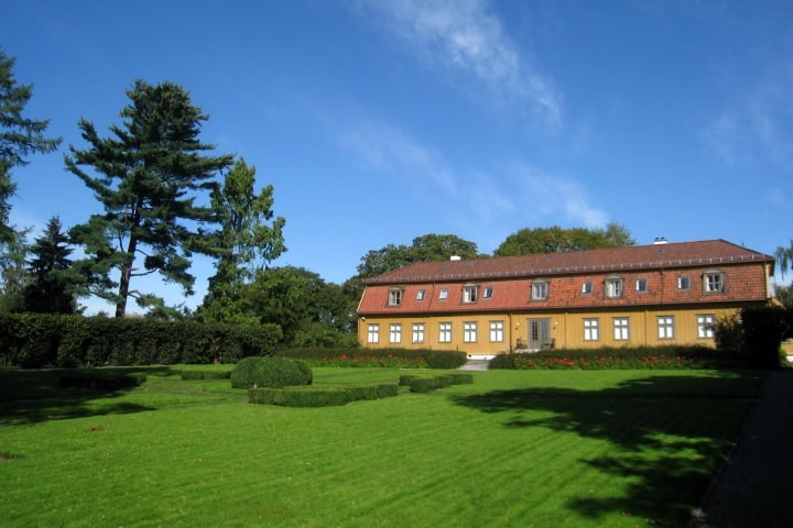 Jardín Botánico de Oslo Foto Archivo