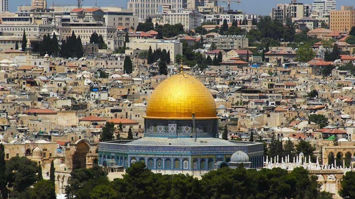 Jerusalem. Portada