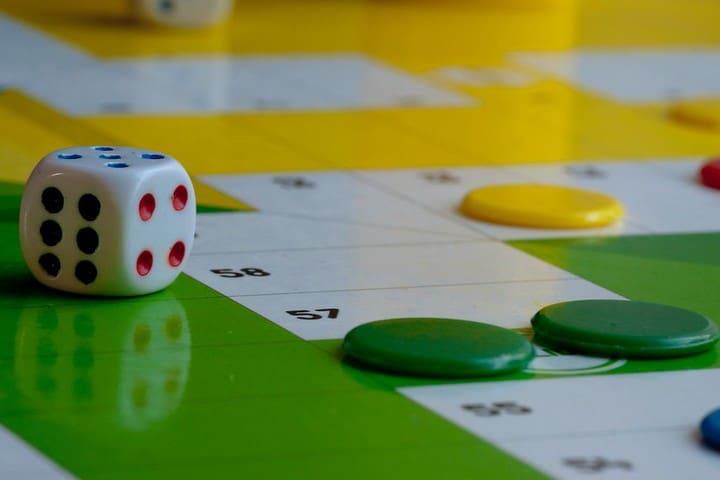 Juegos de mesa. Foto Santi Gimeno.