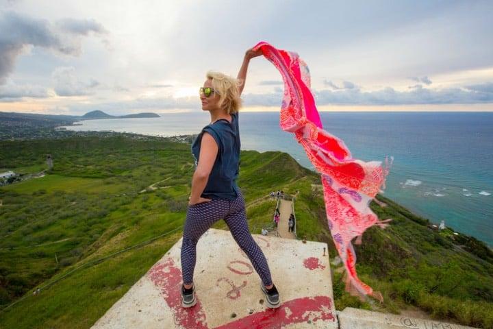 La creadora de la isla exclusiva para mujeres