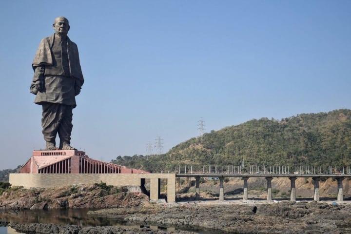 La estatua más grande del mundo. Foto: Archivo