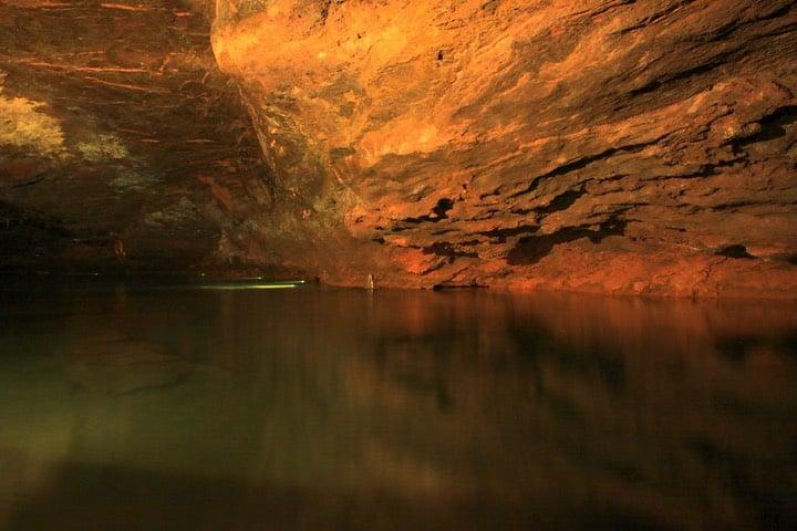 Lago Lost Sea Foto iAgua