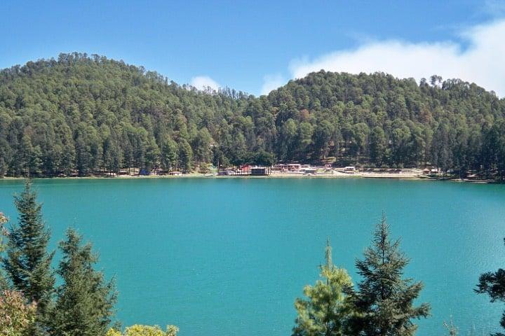 Laguna Larga es parte de la Ruta de la Salud Foto openmexviajes