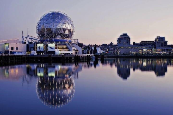 Lugares para visitar gratis en Vancouver Foto Pixabay