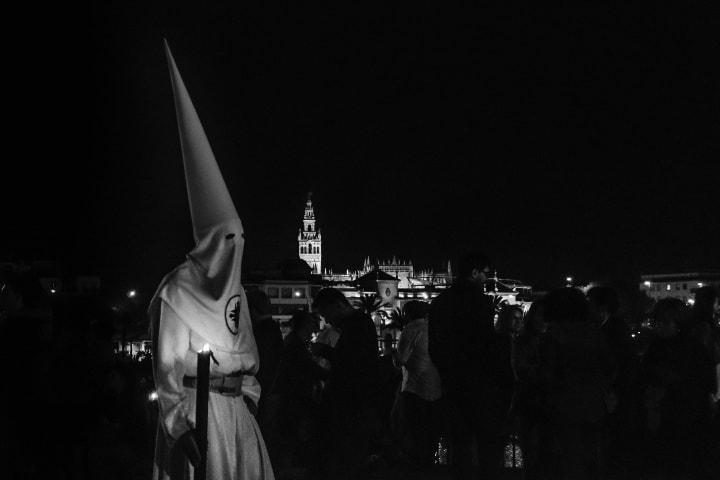 Madrugá en Sevilla Foto Cristina del Campo