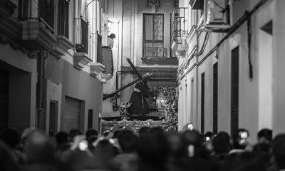 Madrugá en Sevilla, Semana Santa en España Foto El Impaciente Inglés