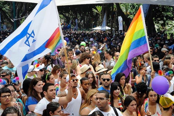 Marcha del Orgullo Gay en Tel Aviv Foto Archivo