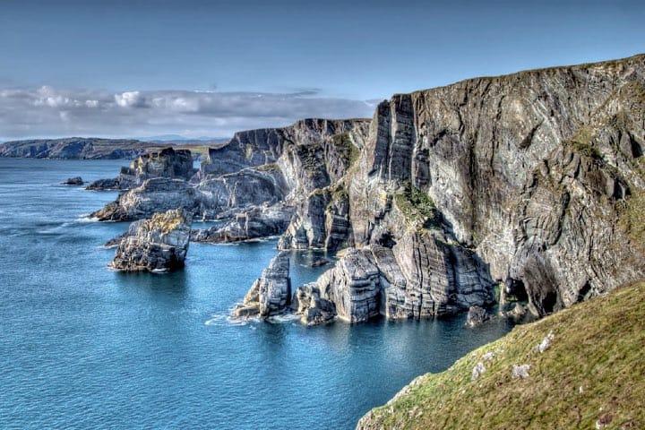 Mizen Head, parte del recorrido de la Ruta del Atlántico. Foto: Ireland.com