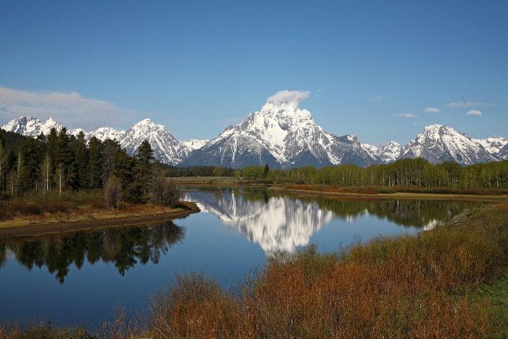 Montañas de Bend, uno de los mejores destinos de montaña Foto Frank