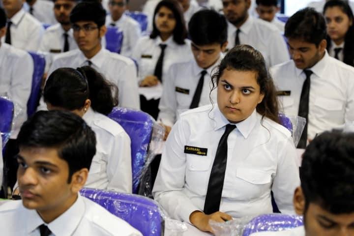 Mujeres que estudian para ser piloto Foto Archivo