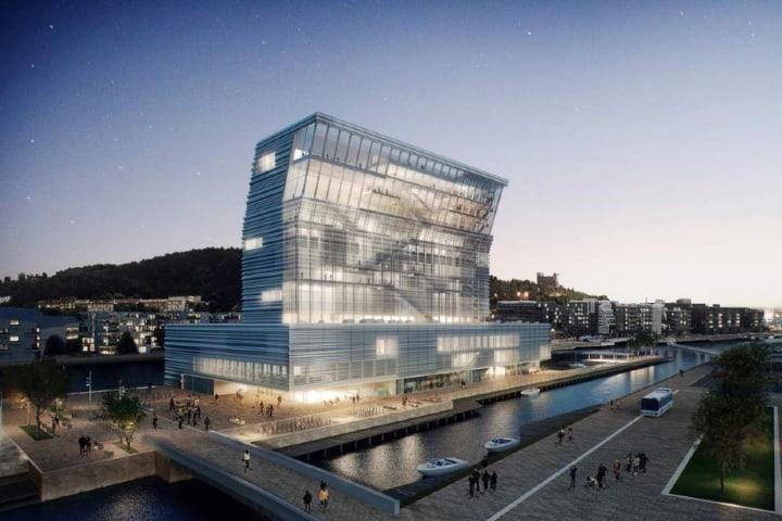 Museo Munch, un destino para visitar en Oslo Foto Archivo