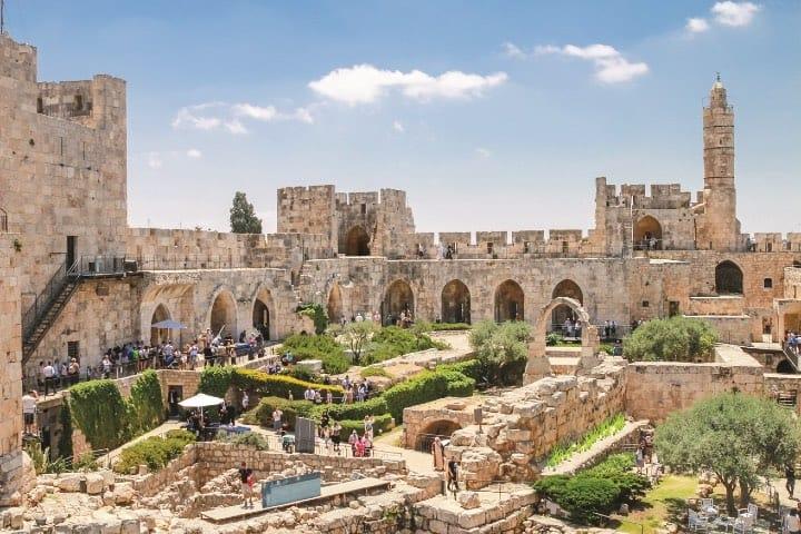 Museo Torre de David, conoce Jerusalén en realidad virtual Foto Ricky Rahman.