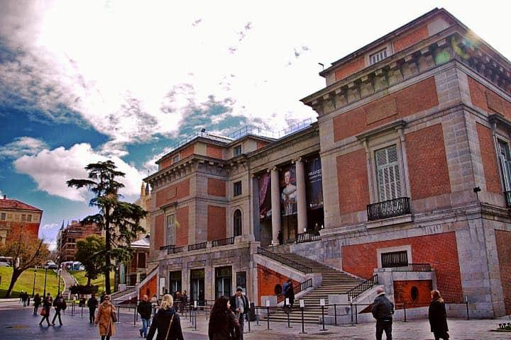 Museo del Prado Foto J. Ramón Blanco Fernández