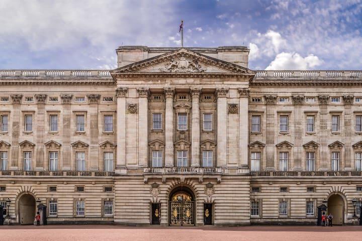 Palacio de Buckingham Foto Tito Garcia Niño