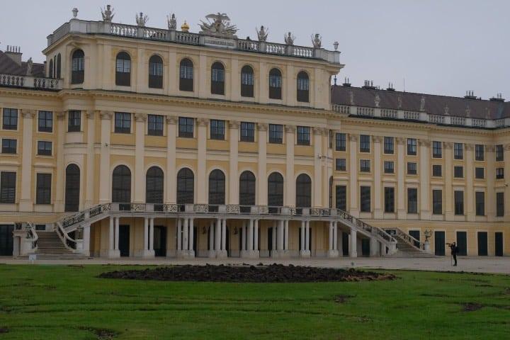 Palacio de Schönbrunn para realizar una visita sin salir de casa Foto Enrique RG