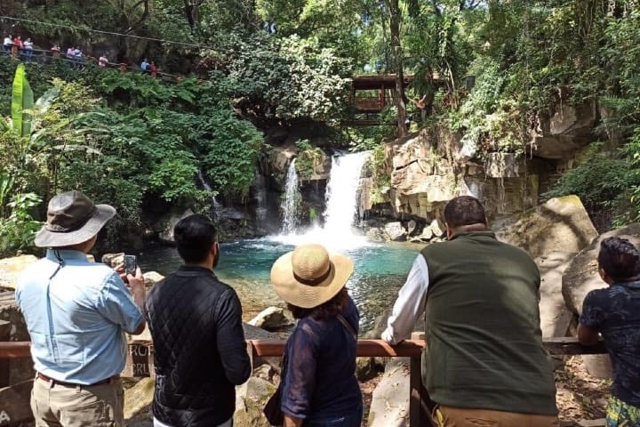 Parque Nacional de Cupatitzio Foto Parque Nacional de Cupatitzio Facebook