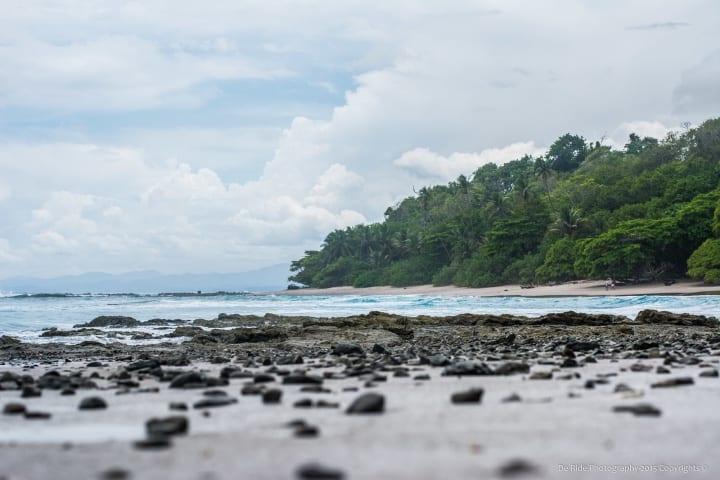 Playa Hermosa en Liberia. Foto: Abraham Cortés