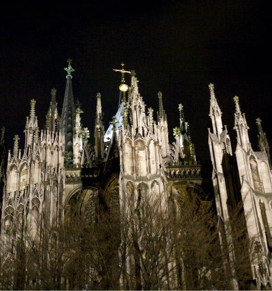 Catedral de Colonia Foto Crosa