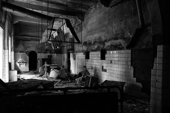 Poveglia, uno de los destinos que nunca podrás visitar Foto Matteo Chinellato