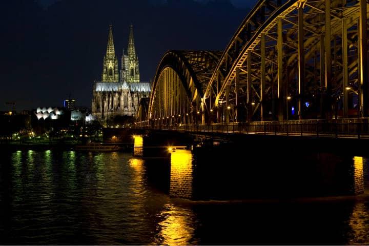 Puente de Colonia Foto: Crosa