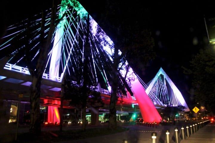 Puente Matute Remus participó en la cinta que grabó partes en Guadalajara Foto Archivo