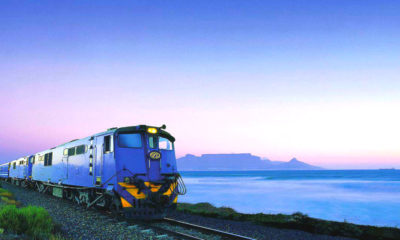 Recorrido en Blue Train por Sudafrica. Foto: Archivo