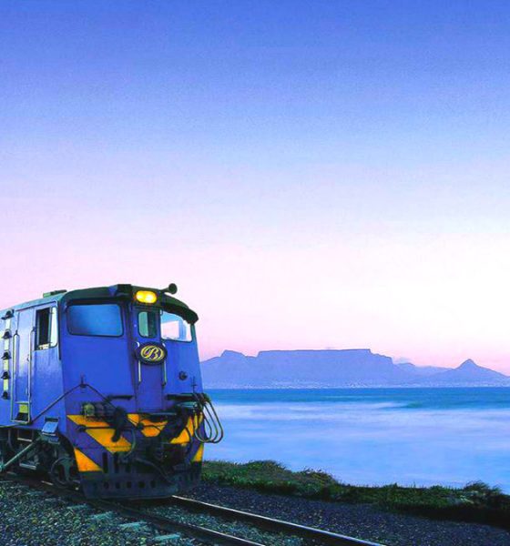 Recorrido en Blue Train por Sudafrica. Foto: Archivo