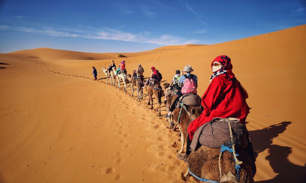 Sahara, más que un desierto Foto WENQI GAN