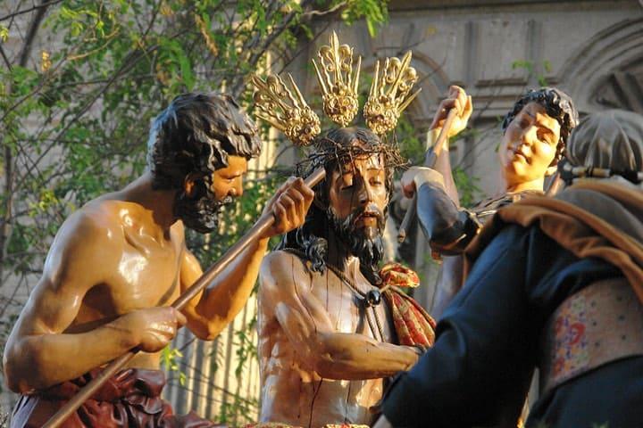 Semana Santa en España Foto Loupiote