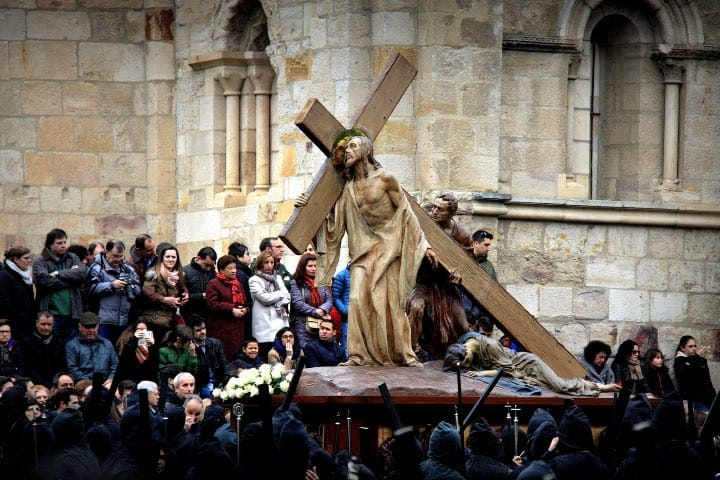 Semana Santa en España, Zamora Foto Garciamartín