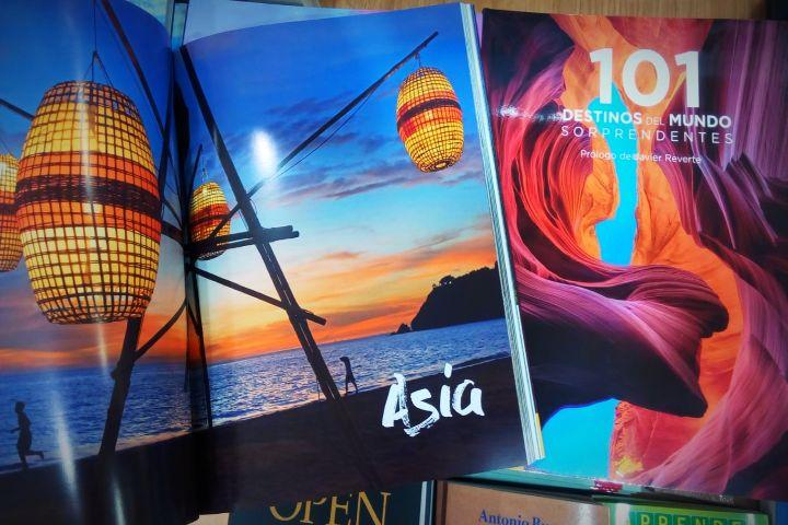 Somos 2 en Ruta Foto: Libros para conocer el mundo