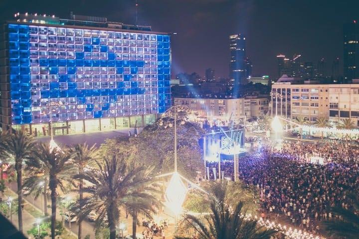 Tel Aviv, el paraíso de Israel Foto Archivo
