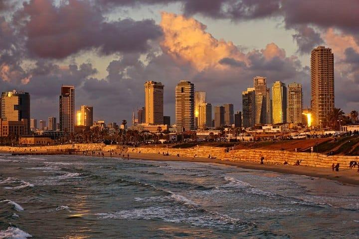 Tel Aviv. Foto Glavo.