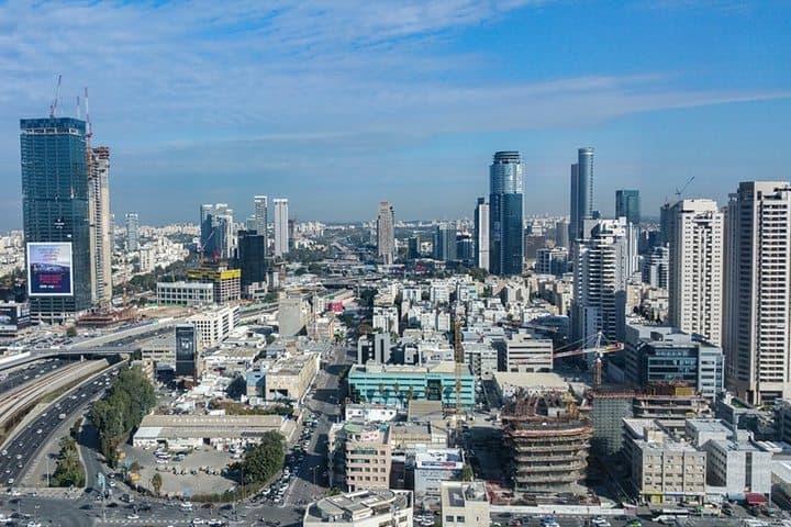 Tel Aviv. Foto Greissdesign.