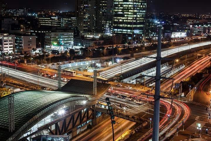Tel Aviv. Foto Rliessum.