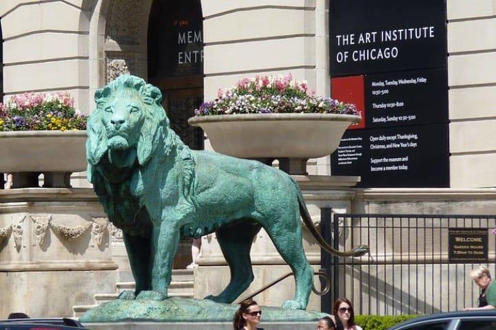 The Art Institute of Chicago Foto Archivo
