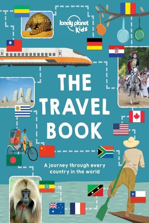 The Travel Book, un libro para niños viajeros Foto Archivo