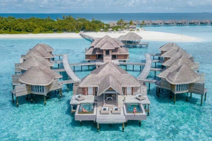 Vakkaru, isla de las Maldivas Foto Vakkaru Maldives Facebook