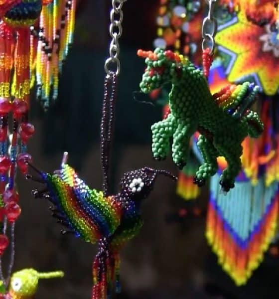 Valle Nayarit Arte Huichol Foto El Souvenir