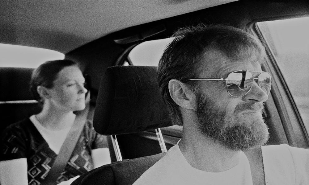 Viajar con papá Foto Trond K. Kaasen