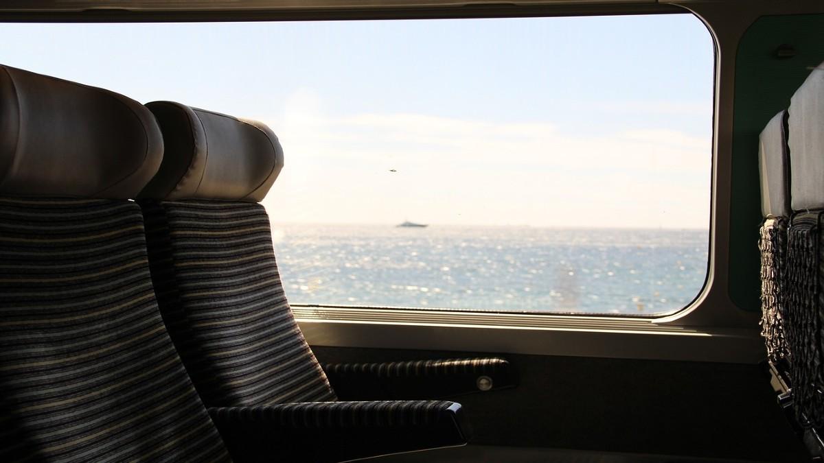 Viaje en tren por EUA. Portada (1)