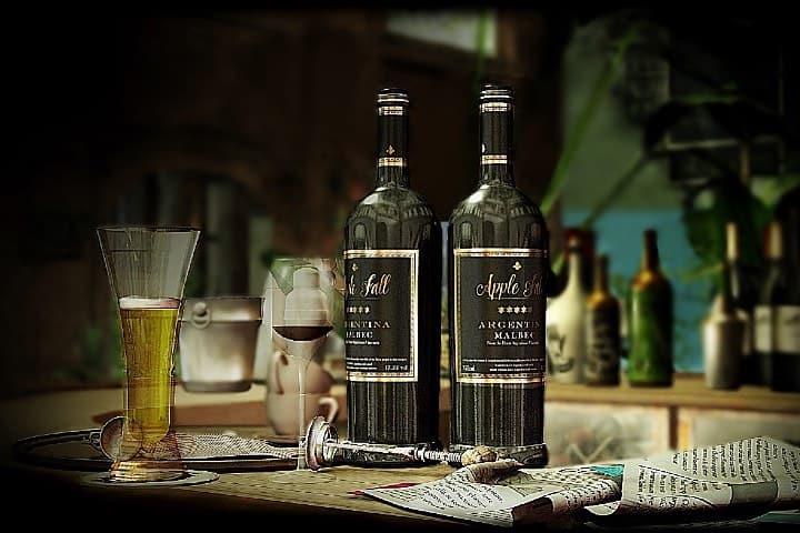 Vino Malbec Argentino es el preferido de muchos Foto Venicio Armin