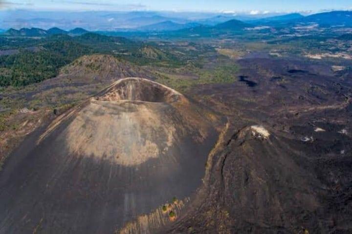 Volcán Paricutín Foto Archivo
