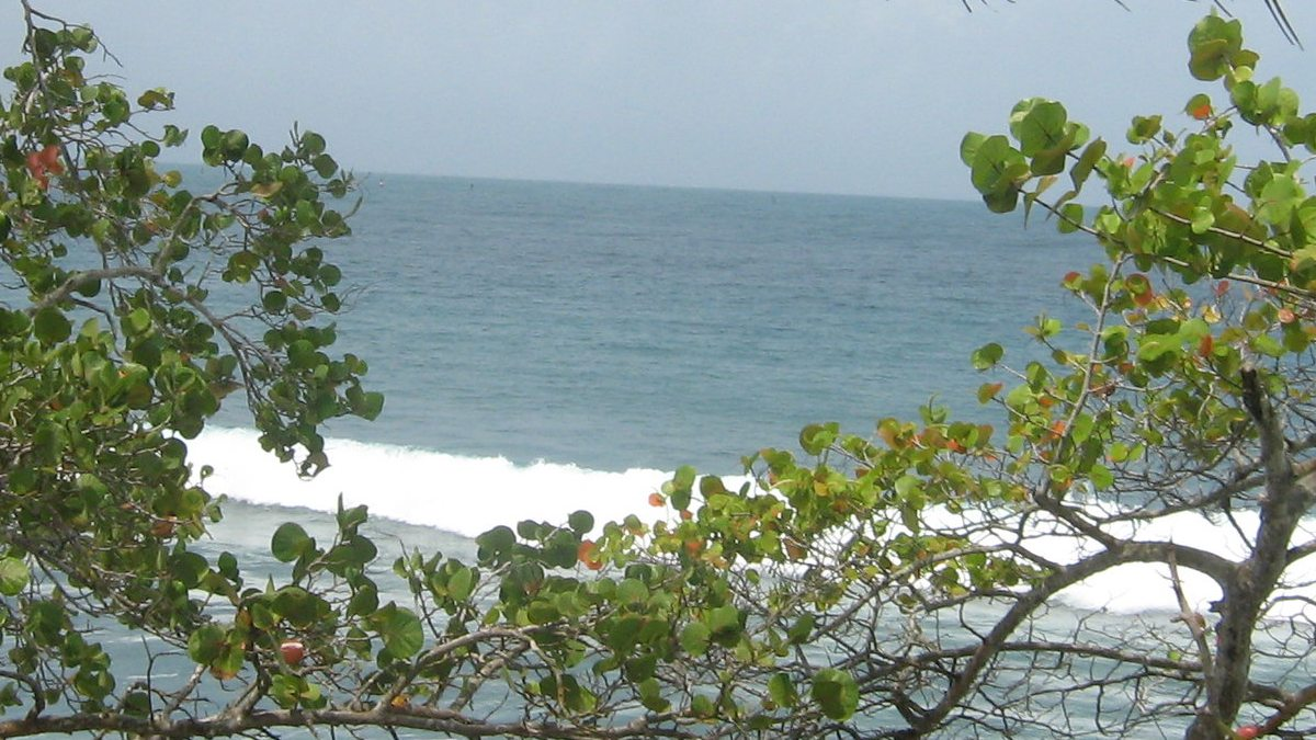 Isla Monserrat. Foto Archivo