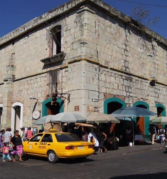 ¿Dónde comer en Oaxaca? El mercado 20 de noviembre Foto Enrique Vázquez