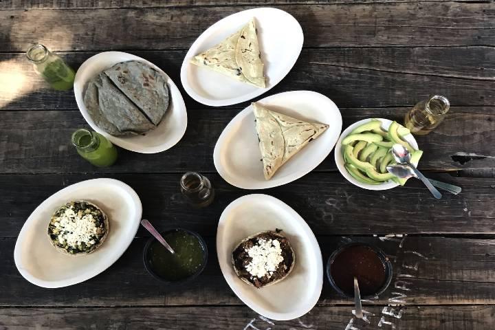 ¿No sabes dónde comer en Oaxaca? Este restaurante especialista en maíz es una gran opción Foto: City Express